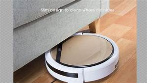 Ilife V5s Robotic Vacuum Cleaner Review