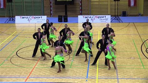 """Teams finishing 11th or lower in their regionalliga remained where they were. Dance Trophy 2016 - 2. Bundesliga Vorrunde - UFTSC Velocity - Team A - """"Thunder"""" - YouTube"""