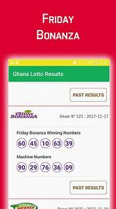 Ghana Lotto Results For Android Apk Download
