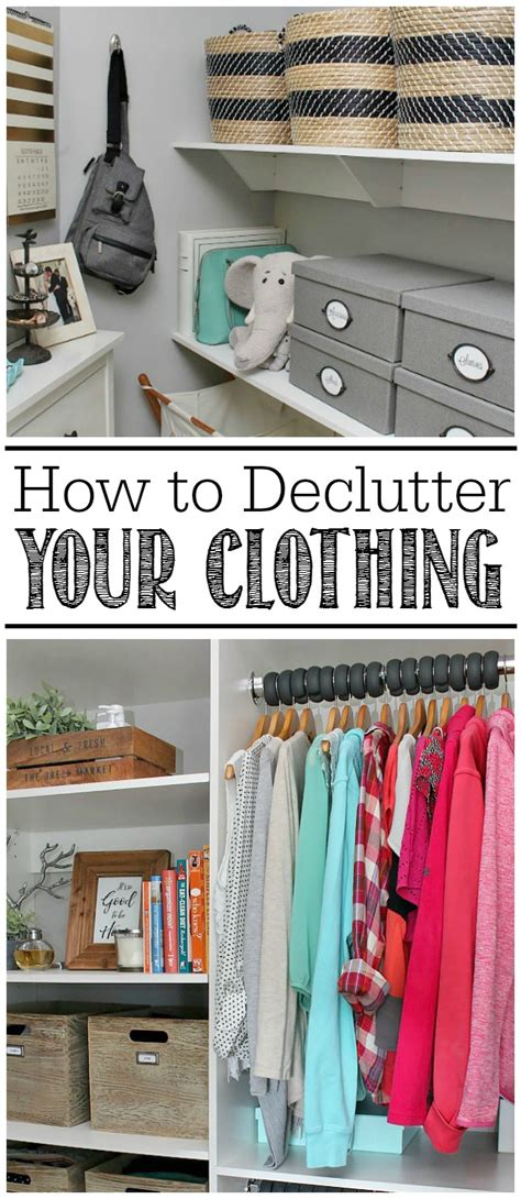 How To Declutter Closet how to declutter your clothing clean and scentsible