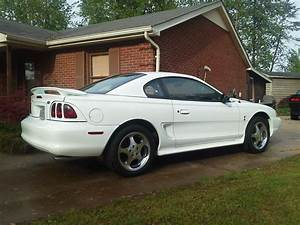 1997 Ford Mustang Cobra 1/4 mile trap speeds 0-60 - DragTimes.com