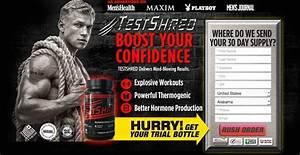 Testshred Premium Testosterone Booster Review