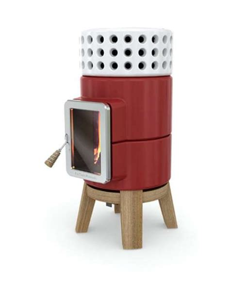 contemporary wood burners adriano design