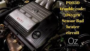 2001 Ford Taurus O2 Sensor Diagram