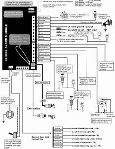 Comcast Security Wiring Diagram