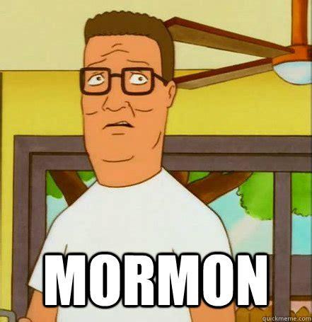 Hank Hill Memes - mormon hank hill mitt romney quickmeme