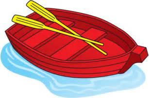 Row Boat Clip Art