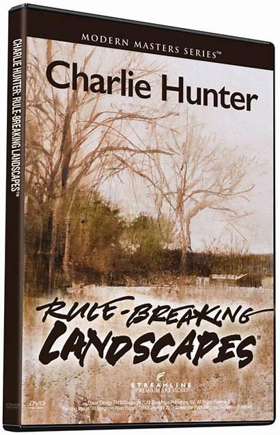 Hunter Charlie Landscapes Rule Breaking Painting Lilipubsorders