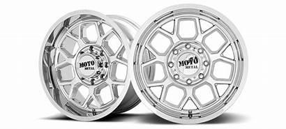 Chrome Metal Moto Banshee Wheels Wheel