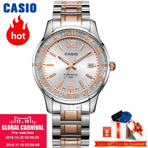 aliexpress buy casio fashion trend quartz ltp 1359d 4a ltp 1359d 7a ltp 1359g