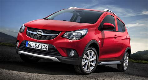 opel karl opel karl rocks arrives at dealers across europe starts