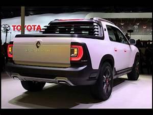 Dacia Duster Oroch : duster oroch a picape da renault youtube ~ Maxctalentgroup.com Avis de Voitures
