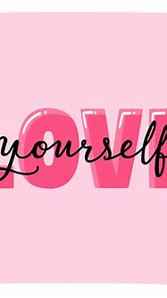 Love Yourself Typography Lettering 236341 - Download Free ...