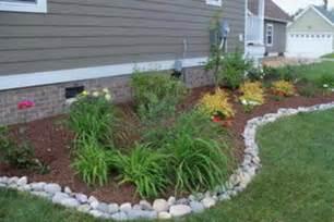 Curved Concrete Garden Edging Image