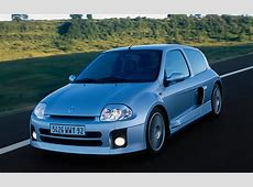 2001 Renault Clio V6 Sport Mk1 specifications, photo
