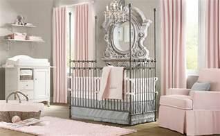 baby bedroom ideas interior design pink white gray baby room