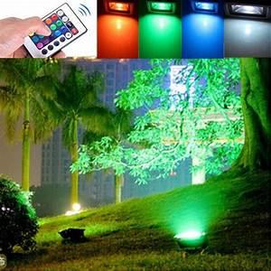 Images about led multi color landscape accent