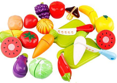 mainan anak miniatur buah dan sayur 20 pcs multi color jakartanotebook