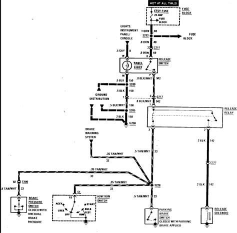 Pontiac Firebird Wiring Diagram Library