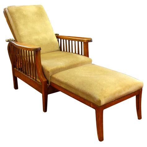 Folding Chaise Longue At 1stdibs
