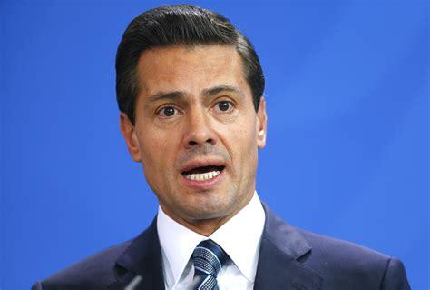Enrique Peña Nieto Most Hated President: 66% Of Mexicans ...
