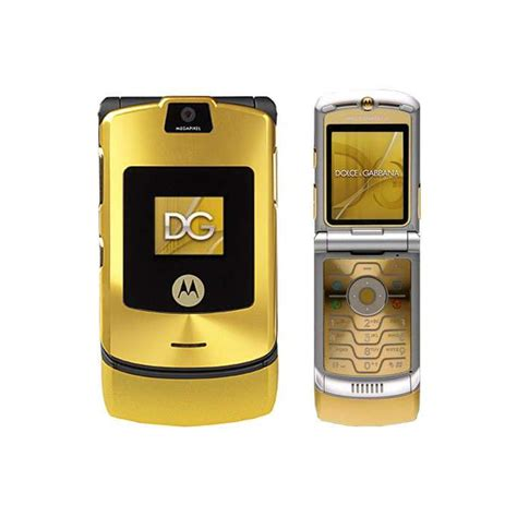 V3 Mobile Phone by Motorola V3 Razr Mobile Phone Flip Cellular Phone