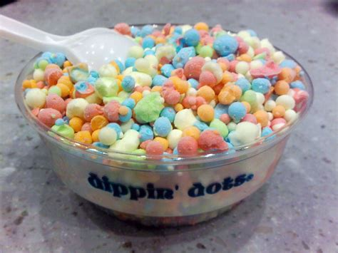 "The Downward Spiral: Dippin' Dots Soon to be the ""Ice ..."