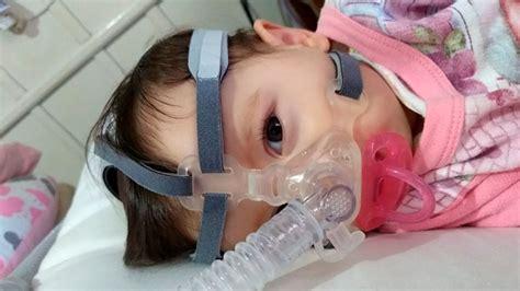 Com doença grave, bebê precisa de ajuda para tratamento e ...