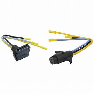 Attwood Trolling Motor Connectors Female  3 Wire  10
