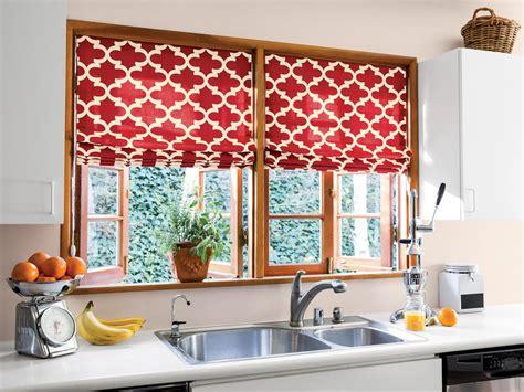 Creative Kitchen Window Treatments
