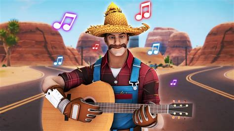 fortnite community sings   home country roads