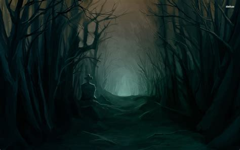 dark anime scenery clipart   cliparts