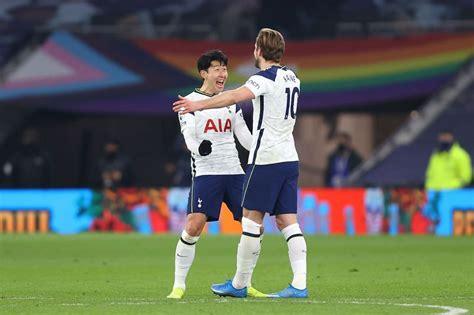 Tottenham Hotspur vs Manchester United — Combined XI ...