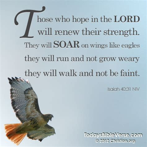 30 even youths grow tired and weary, and young men stumble and fall; Bible Quotes About Hope And Strength. QuotesGram