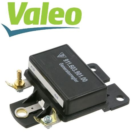porsche 911 voltage regulator motorola marchal sev external valeo 91160390100 ebay