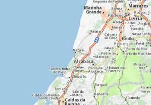 Www Via Michelin by Map Of Nazar 233 Michelin Nazar 233 Map Viamichelin