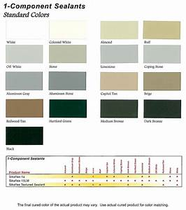 Atlas Supply Sika Color Chart