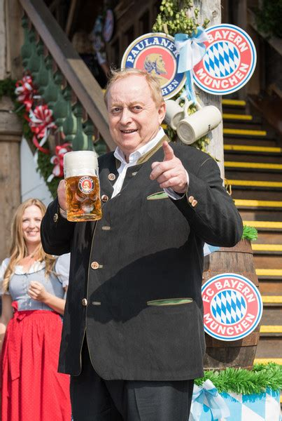 The oktoberfest's power consumption totals approximately 2.7 million kilowatt hours, not including assembly and dismantling of the attractions. Alfons Schuhbeck Photos Photos - FC Bayern Muenchen Attends Oktoberfest 2017 - Zimbio