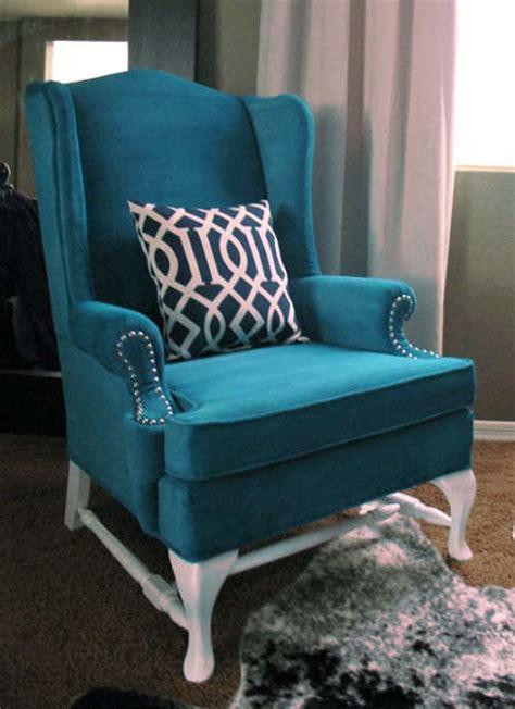 home dzine   paint upholstered furniture