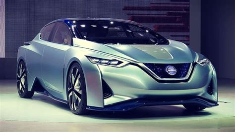 nissan leaf 2020 2020 nissan leaf design is based on the ids concept