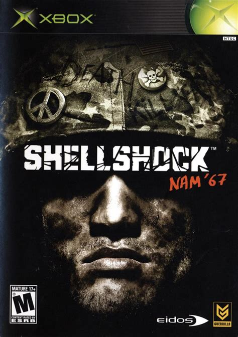shell shock nam  xbox
