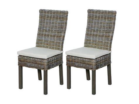 chaise en rotin canap 233 s fauteuil