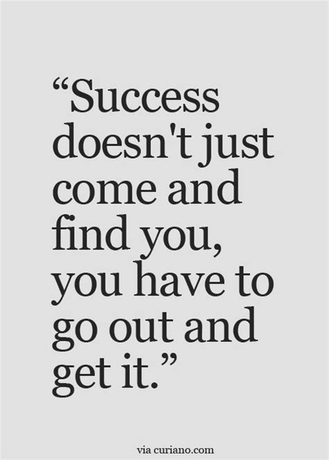 Quotes On Success And Sayings