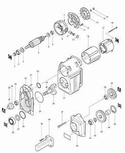Buy Makita Hm1810 Type 8 Inch Hex  15 Amp  70 Lbs