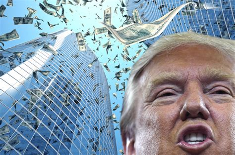 trump donald money tax too cut rich talk gop salon bill fooled don dont trumps