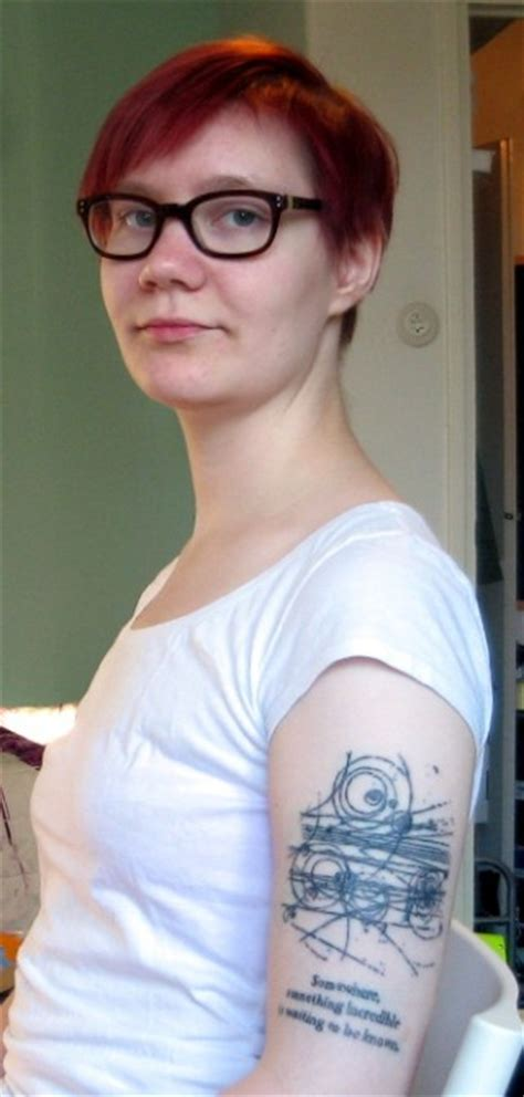 cool  geeky maths  science tattoos page