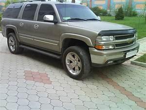 2003 Chevrolet Suburban Pictures  8100cc   Gasoline  Automatic For Sale