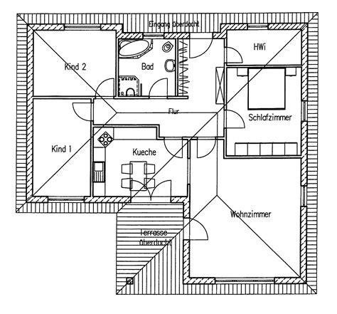 Bungalow Grundrisse 120 Qm by Massivhaus Bauen Wei 223 E Aster 120 133 Avec Grundriss