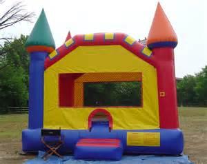 Moon Jump Castle Bounce House