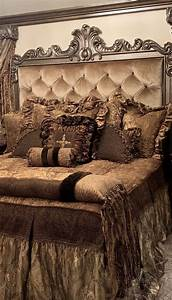 Elegant, Draperies, And, Opulent, Bedding, Is, What, Reilly